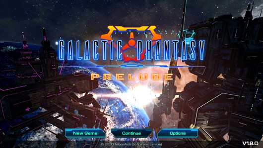 Экшн Galactic Phantasy Prelude для Android