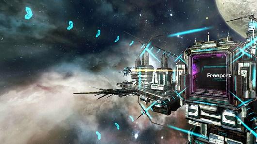 Покидаем укрытие - Galactic Phantasy Prelude для Android