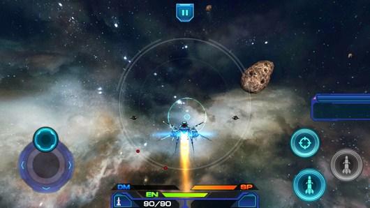 Летим в космосе - Galactic Phantasy Prelude для Android