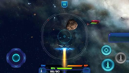 Поиск прагов - Galactic Phantasy Prelude для Android