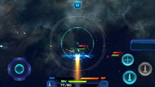 Враг на прицеле - Galactic Phantasy Prelude для Android