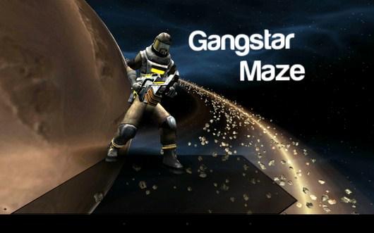Битвы с роботами Gangstar Maze для Android