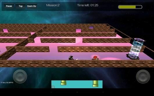 Стрельба по врагу - Gangstar Maze для Android