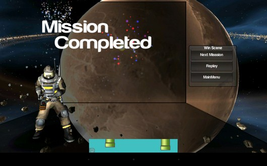 Миссия завершена - Gangstar Maze для Android