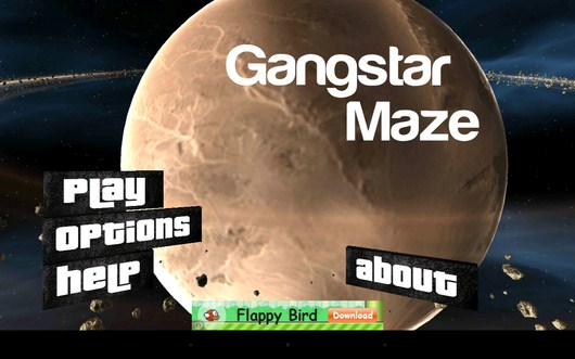 Менб игры Gangstar Maze для Android