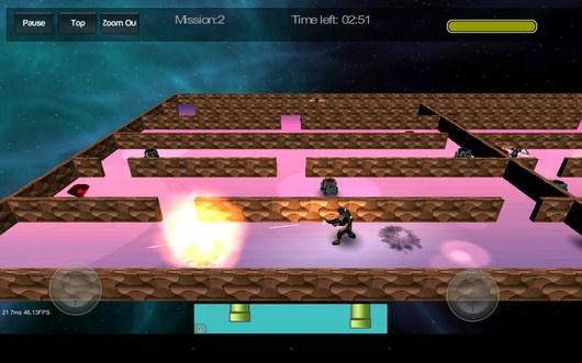 Новая миссия - Gangstar Maze для Android