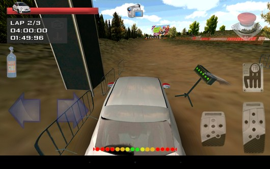 Пересечение финишной черты - Grand Race Simulator 3D для Android