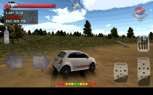 Занос машины - Grand Race Simulator 3D для Android