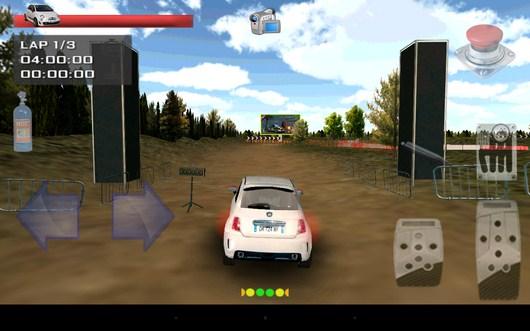 Начало состязания - Grand Race Simulator 3D для Android