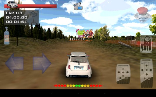 Ускоряемся - Grand Race Simulator 3D для Android