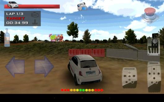 Крутой поворот - Grand Race Simulator 3D для Android
