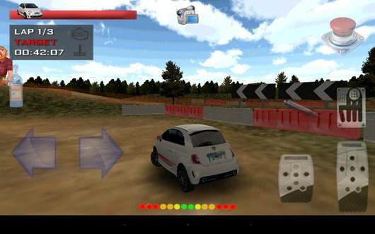 Набираем скорость после поворота - Grand Race Simulator 3D для Android