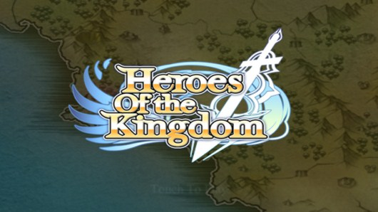 Экшн игра Heroes Of The Kingdom для Android