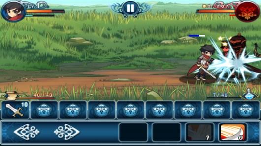 Суровая стычка - Heroes Of The Kingdom для Android