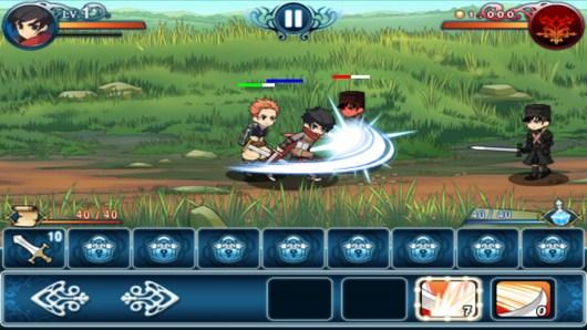 Уничтожаем врагов - Heroes Of The Kingdom для Android