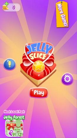 Головоломка Jelly Slice для Android