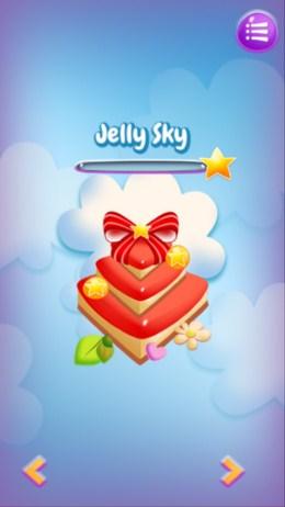 Выбор этапов в Jelly Slice для Android