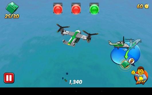 Оказание помощи - LEGO City My City для Android