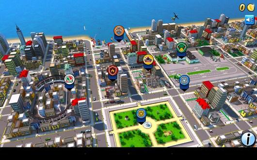 Ваш городок - LEGO City My City для Android