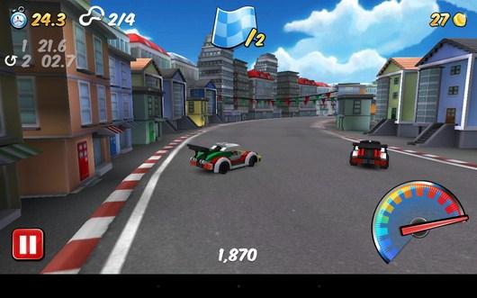 Опережаем соперника - LEGO City My City для Android