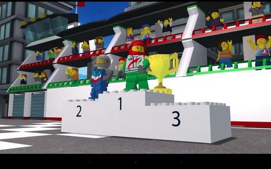 Победа в состязании - LEGO City My City для Android
