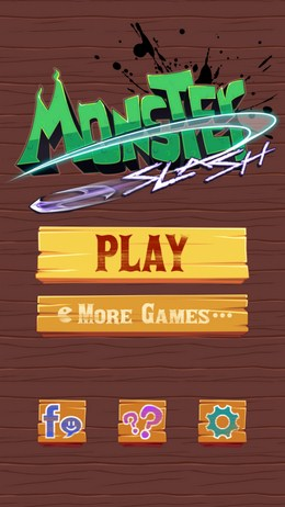 Интересный экшн Monster Slash для Android