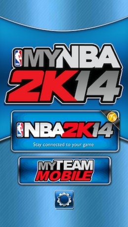 Менеджер баскетбольной команды NBA 2K14 для Android