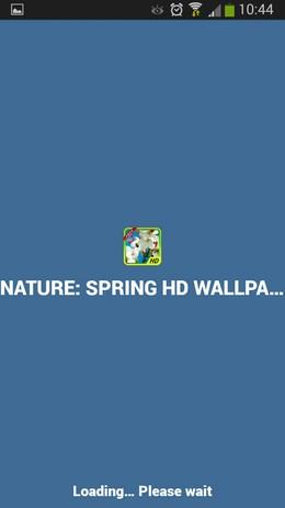 Весенние HD-обои Nature: Spring для Android