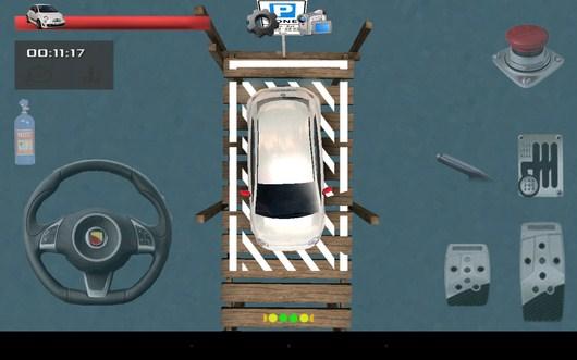 Машина припаркована - Parking Island 3D для Android
