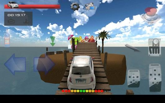 На пути к победе - Parking Island 3D для Android