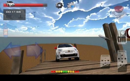 Сложный подъем - Parking Island 3D для Android