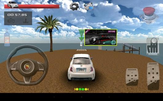 Начало состязания - Parking Island 3D для Android