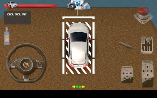 Удачно препарковались -Parking Island 3D для Android