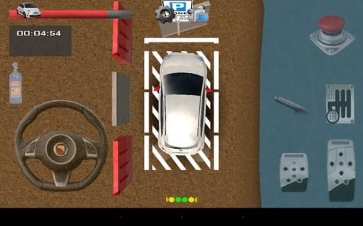 Добрались до финиша - Parking Island 3D для Android