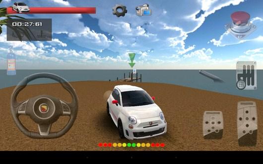 Задний ход - Parking Island 3D для Android