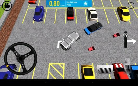 Разминаемся с авто - Parking Madness для Android