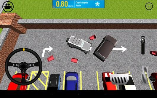 Объезд препятсвия - Parking Madness для Android