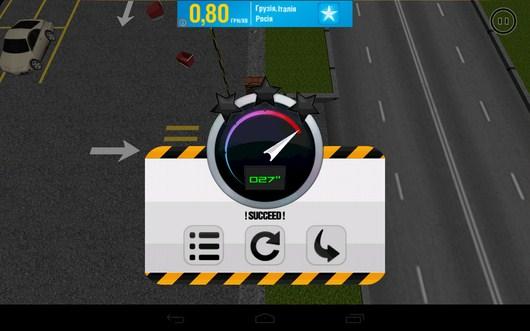 Конец уровня - Parking Madness для Android