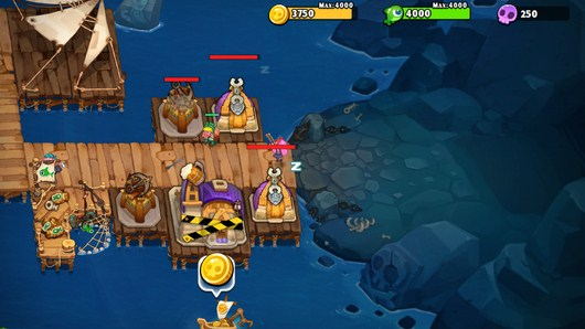 Пиратская бухта Pirates Journey для Android