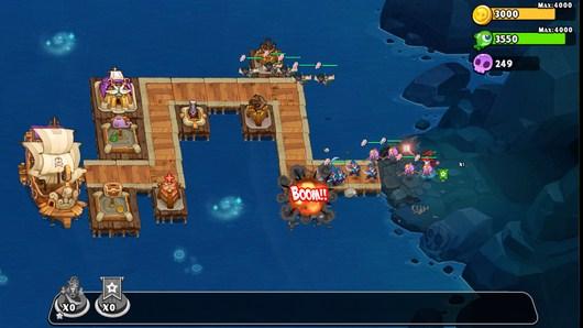 Пираты атакуют - Pirates Journey для Android