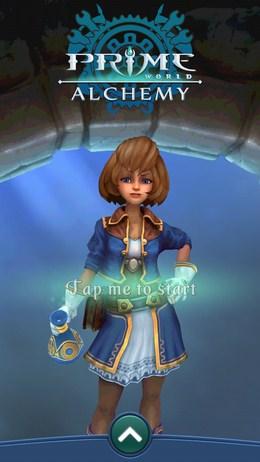 Игра головоломка Prime World: Alchemy для Android