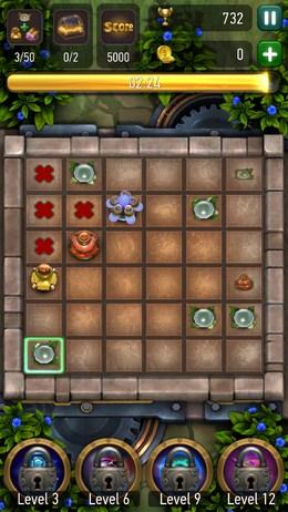 Выбираем элемент - Prime World: Alchemy для Android