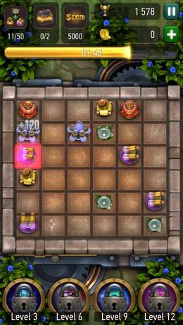 Перва комбинация - Prime World: Alchemy для Android