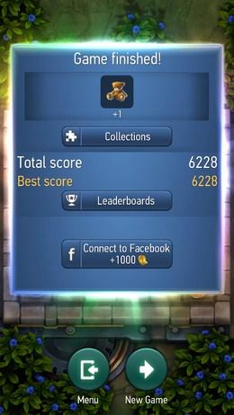 Результаты уровня - Prime World: Alchemy для Android