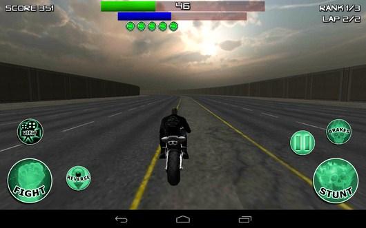 Мчим к финишу - Race, Stunt, Fight, Reload! для Android