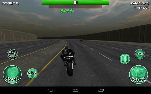 Набираем скорость - Race, Stunt, Fight, Reload! для Android