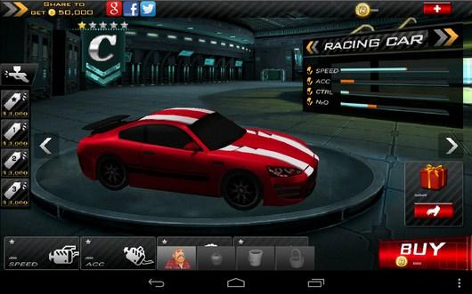 Гараж - Racing Air для Android