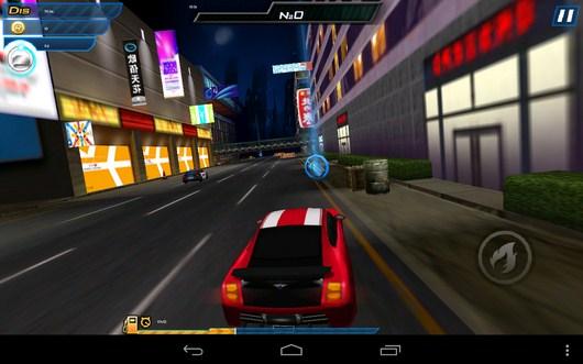 Собираем бонусы - Racing Air для Android
