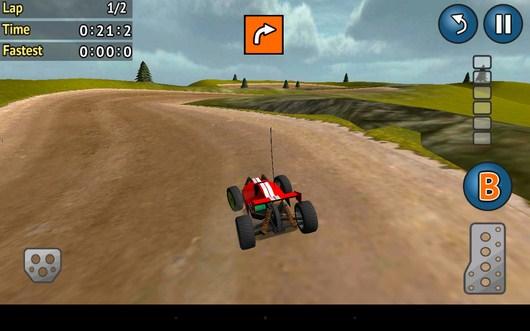 Входим в поворот - Racing RC для Android