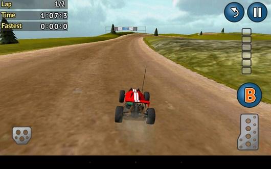 Полный газ - Racing RC для Android